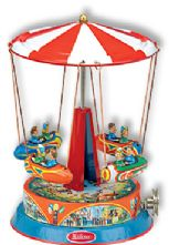 Wilesco Roundabout with Gondolas M70